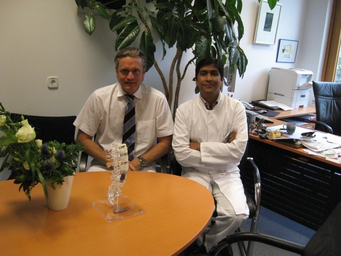 Hamburg|Dr. Ajay Kothari|Shivaji Nagar,Pune