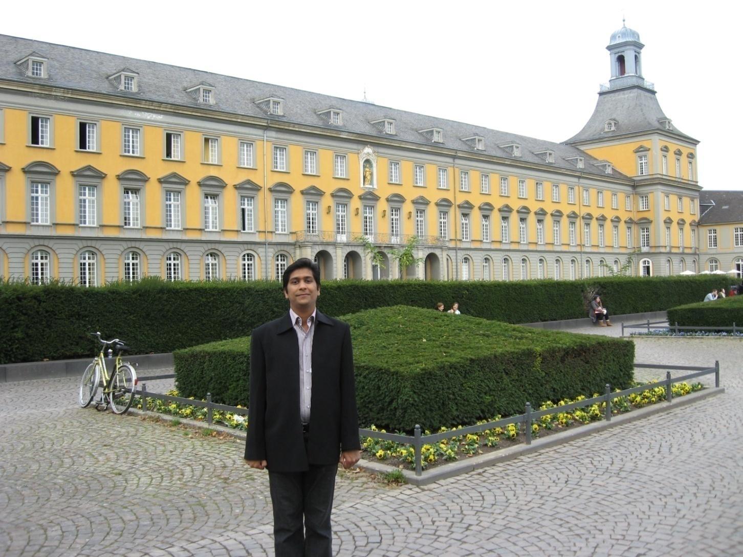 Bonn University Hospital|Dr. Ajay Kothari|Shivaji Nagar,Pune
