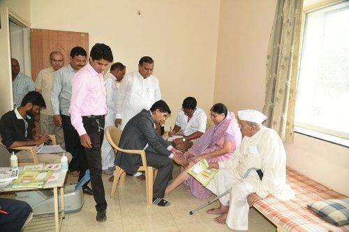 Free spine and orthopaedic health check camp |Dr. Ajay Kothari|Shivaji Nagar,Pune