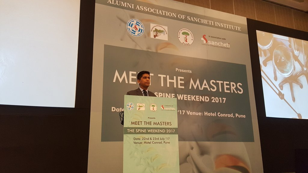 Second banner of Dr. Ajay Kothari - Spine Surgeon